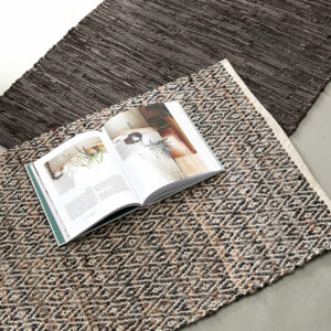 4-9999-009-9-Hortus-BrownBlack-Woven-Leather-Carpet-80×200-1.jpg