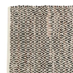 4-9999-009-9-Hortus-BrownBlack-Woven-Leather-Carpet-80×200-3.jpg