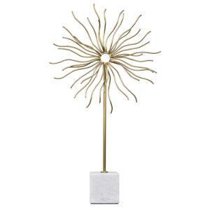 5d-1099-324-9-Flower-Gold-Sculpture-74cm-White-Marble-Base.jpg