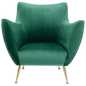 AI 1353 190 11 – Goldfinger Armchair Green (1)