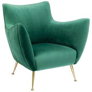AI 1353 190 11 – Goldfinger Armchair Green (3)