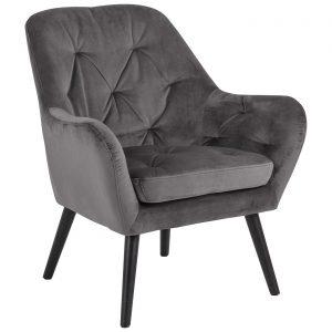 RI 1739 173 11 – Astro Resting Chair VIC Dark Grey, Rubber Wood Leg Black (5)